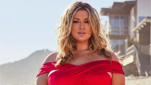 66d6af7fe1 Hunter McGrady Just Launched the Plus-Size Swim Collection You ll Covet All  Summer - News Need News