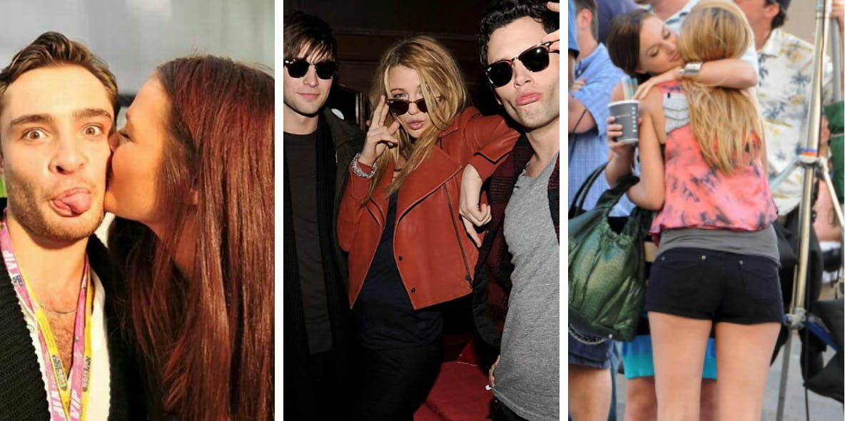 20 photos of the cast of gossip girl and where they are
