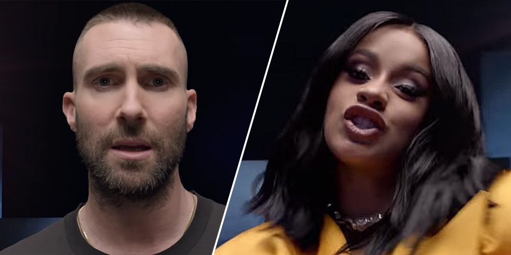 Maroon 5 Hairstyle: Watch Maroon 5 And Cardi B's New Music Video Starring A