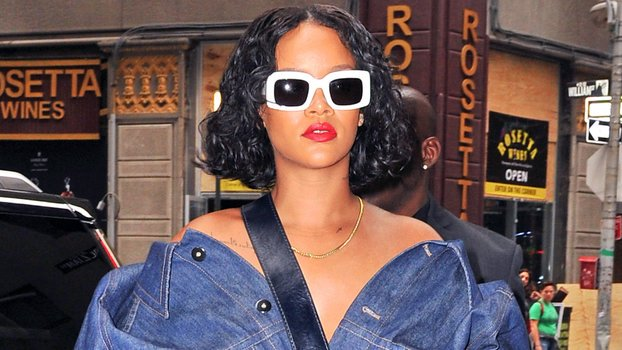 2435561ed30c Rihanna Can t Stop Wearing These Affordable Sunglasses - News Need News