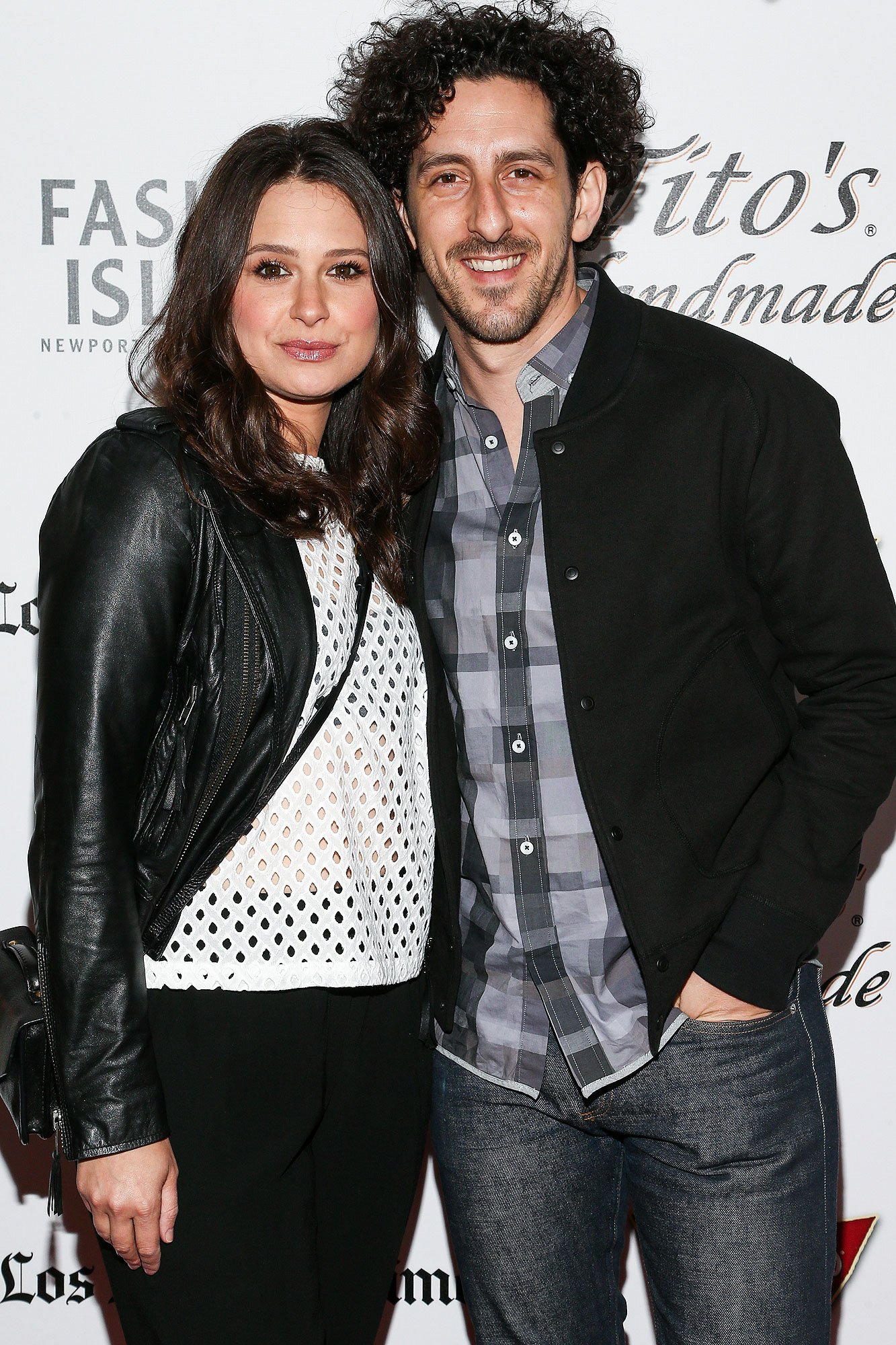 Scandal's Katie Lowes and Husband Adam Shapiro Will Costar in