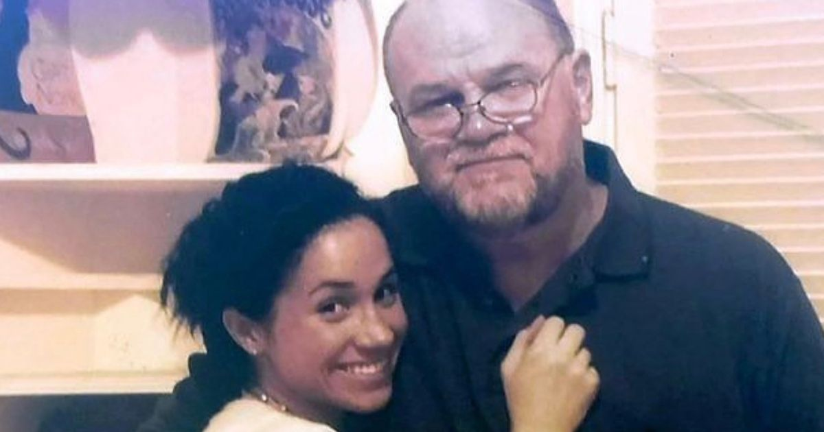 meghan markle s dad also missed her first wedding to trevor engelson news need news dad also missed her first wedding