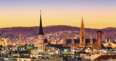 Vienna is named the world's most liveable city