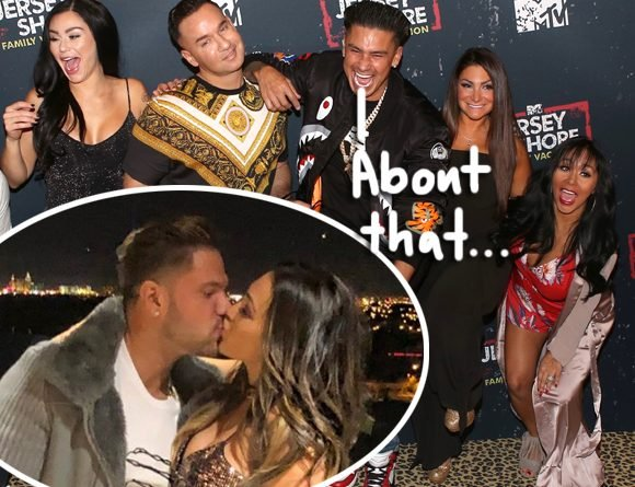 jersey shore relationships