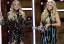Carrie Underwood and Miranda Lambert Lead Battle Cry for Women at CMT Artist Awards