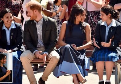 Meghan reveals first job 'taking out the trash' made her who she is