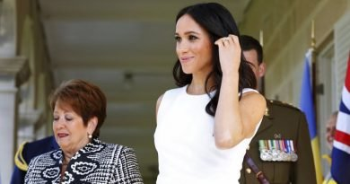 Meghan's first fashion choice on tour crashes website