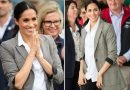 Meghan Markle's £110 checked blazer by BFF Serena Williams has sold out – here are some price-friendly dupes