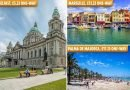 Ryanair has a sale on right now with flights for under £6 one-way