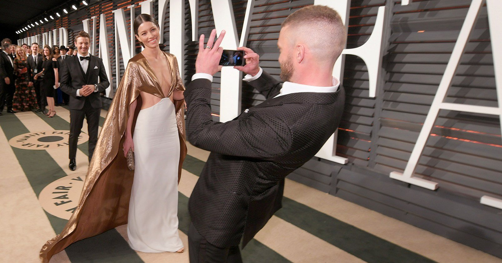 dd6aafb17 Justin Timberlake: Jessica Biel's Body Is 'a Temple' That 'Should Be ...