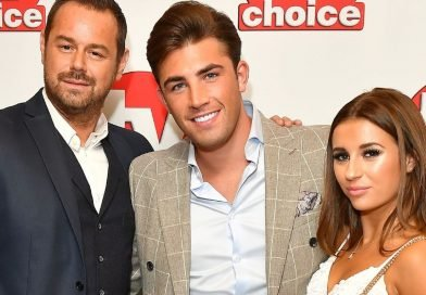Love Island's Dani Dyer reveals she's going to be acting alongside her dad Danny Dyer