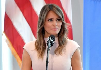 Thank you Melania Trump for your fight against bullying
