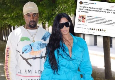 Fans Slam Kim & Kanye Over Meeting With Anti-LGBT Dictator In Uganda