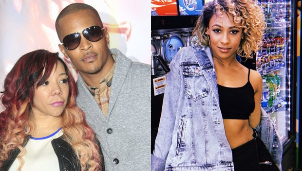 T.I.'s Ex-Side Chick Asia'h Epperson Sings Along To His New Song: Taunting  Tiny? - News Need News
