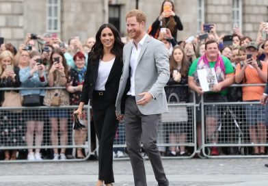 Prince Harry and Meghan, Duke and Duchess of Sussex, expecting their 1st baby