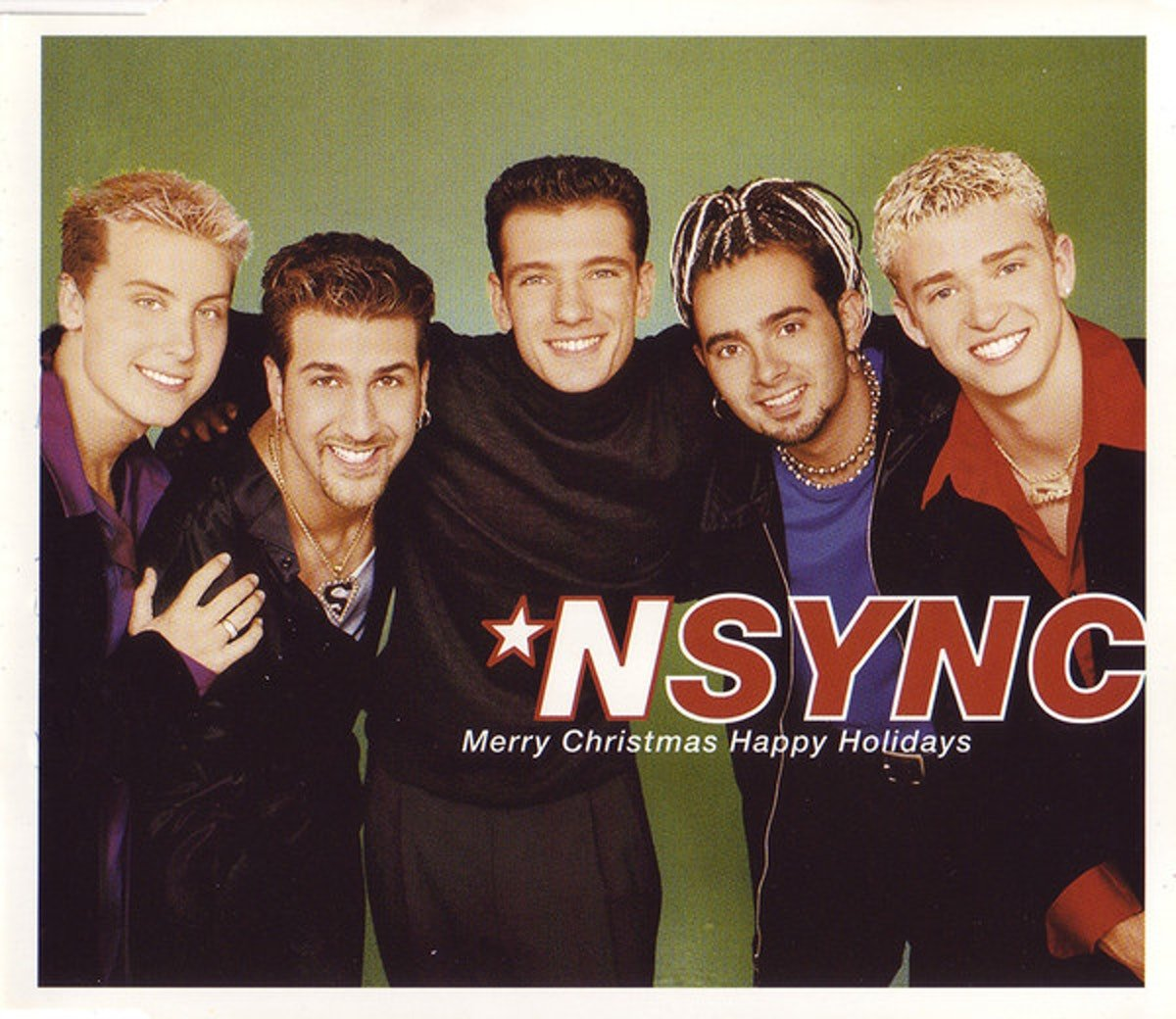 All The BTS Secrets Of *NSYNC\'s \'Merry Christmas, Happy Holidays ...