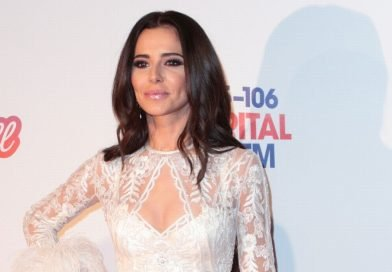 Cheryl goes for angelic look at Jingle Bell Ball but 'snubs' interviews