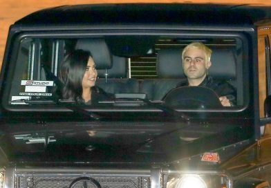 Demi Lovato Is All Smiles During Dinner Date With Henry Levy: Pic
