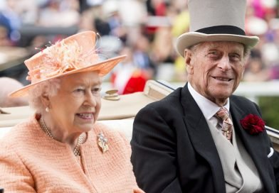 Prince Philip Went to the Hospital Following His Car Accident