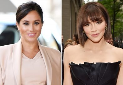 Katharine McPhee Would Love to Treat Meghan Markle and Prince Harry to Waitress Date Night