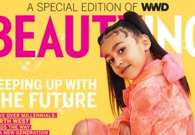 North West, 5, Covers Her First Fashion Magazine — See Pics From Her WWD 'Beauty Inc' Shoot