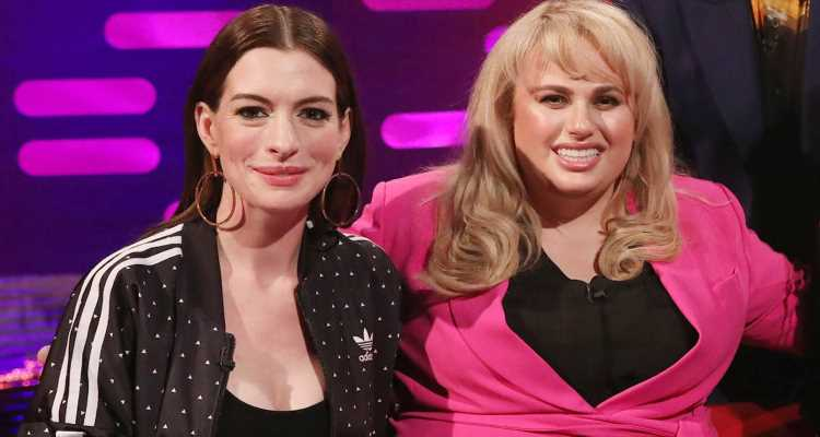 Anne Hathaway Had One Week To Prepare British Accent for 'The Hustle'