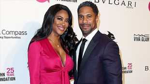 'RHOA's Kenya Moore & Marc Daly: How Their Marriage Has 'Gotten Even Stronger' Since Becoming Parents