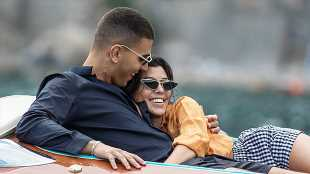 Kourtney Kardashian, 40, Reunites With Younes, 25, At Bday Party After His Flirty Instagram Comments