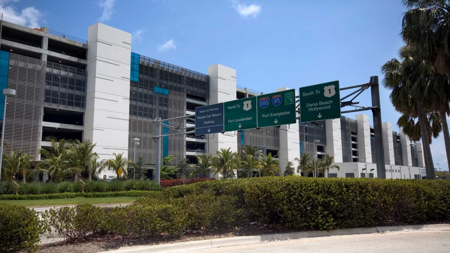 Florida Airport Worker Accused Of Hiding A Gun Ammunition