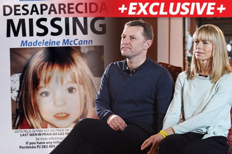 Madeleine McCann family reject 'psychic offer' to track down