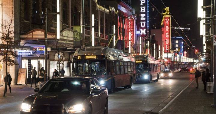 Vancouver's nighttime economy needs to realize its full potential, councillor says