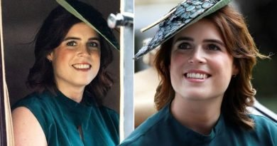 Royal Ascot 2019: Princess Eugenie stands out in turquoise dress as she attends Ladies Day