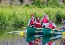 You can now canoe across the UK on a new coast-to-coast trail