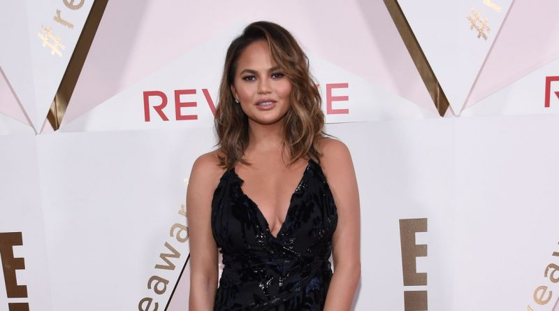 Chrissy Teigen accidentally posts email address as star bombarded with messages