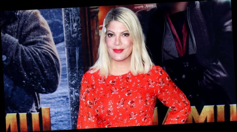 Tori Spelling: I Was an 'Insecure Teen' on 'Beverly Hills, 90210'