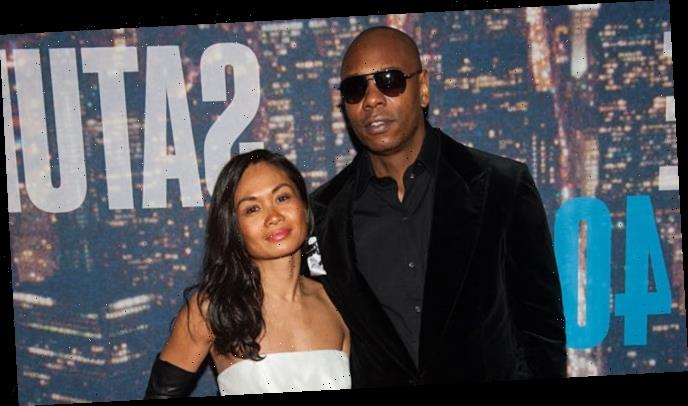 who is dave chappelle s wife elaine chappelle news need news dave chappelle s wife elaine chappelle