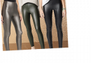 These Size-Inclusive Faux Leather Leggings Are the Only Pair You Need