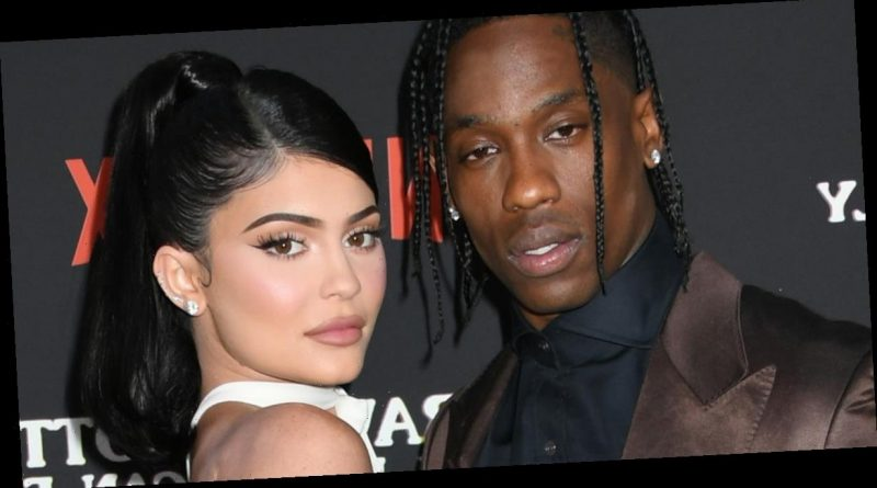 Kylie Jenner and Travis Scott are spotted getting cosy as they spark reunion rumours