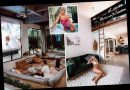 Brit travel blogger self-isolating inside three-storey Bali mansion is slammed for 'bragging' about luxury lifestyle