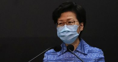 Hong Kong's leader says security laws will not affect city's rights and freedoms