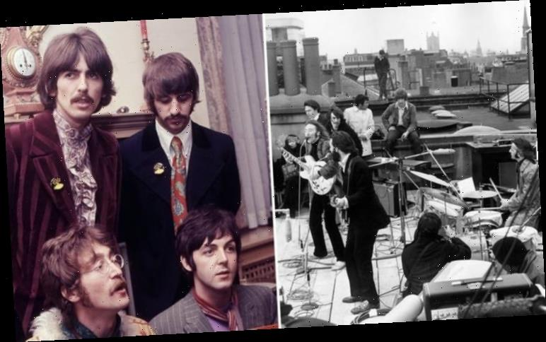 The Beatles Rooftop Concert People Loved It But There Were Complaints Sir Ringo Starr News Need News