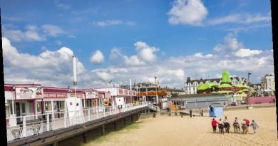 Nostalgia in buckets and spades! A beach break in Great Yarmouth