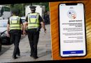 Police told they can use Covid-19 app on personal phone