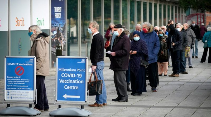 Brits over 18 set to have Covid vaccine 'by end of June in Govt jab plan'