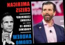 Trump Jr says Andrew Cuomo's publisher should CANCEL his book contract
