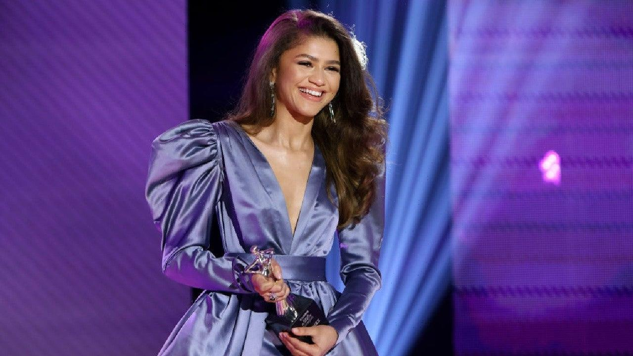 Zendaya Honored at ESSENCE Black Women in Hollywood Awards - News Need News