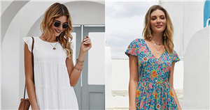 Just 15 Cute and Comfortable Dresses From Amazon, Because We Love Being Comfy All Day