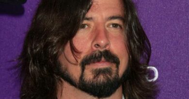 The Truth About Dave Grohl's Ex-Wife